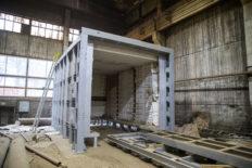 литейное производство нашего завода