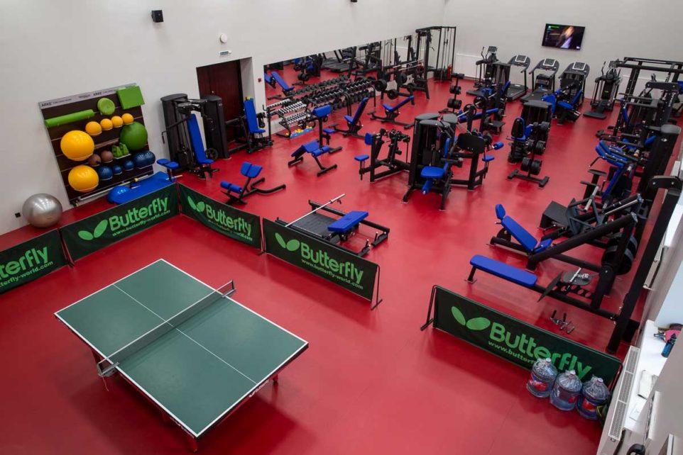 спортзал в Армавире