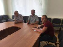 Встреча с преподавателями КубГУВстреча с преподавателями КубГУ