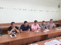 Встреча с преподавателями КубГУ
