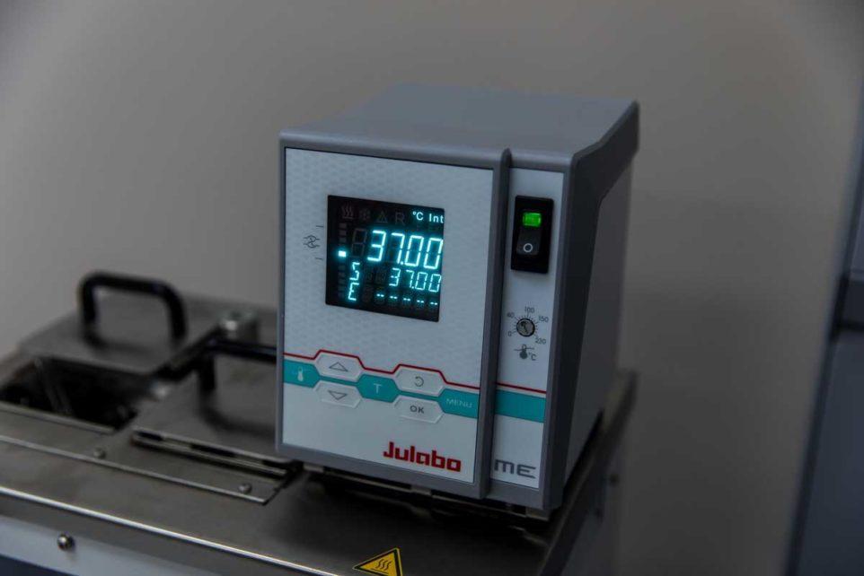 Термостат для капиллярных вискозиметров