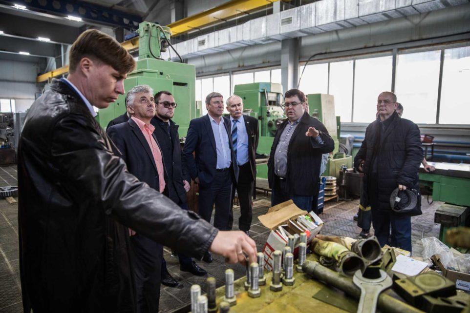 круглый стол с участием видных деятелей аграрной отрасли Краснодарского края