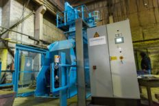 Wheelabrator MB700S