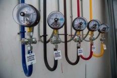 Линия химико-термической обработки