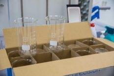 оснащение заводских лабораторий