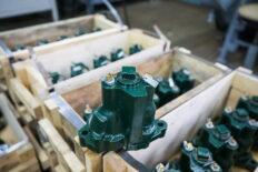 Регулятор давления 3РД на складе