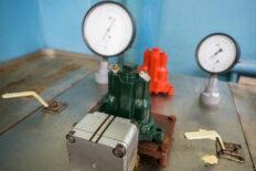Регулятор давления 3РД проверка