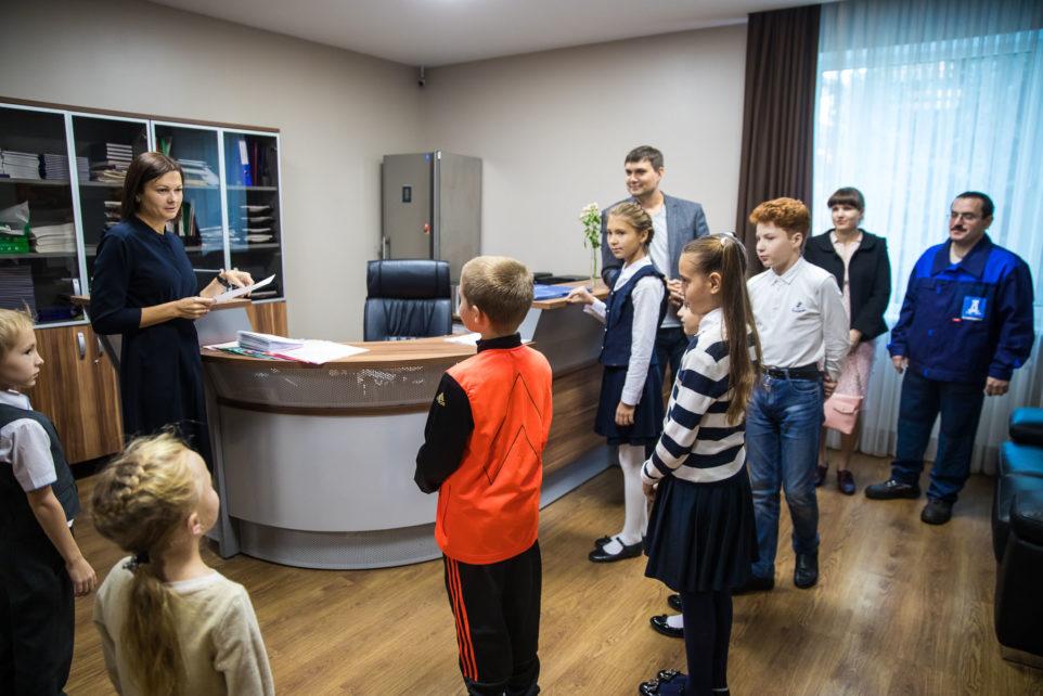 промышленность россии детский конкурс