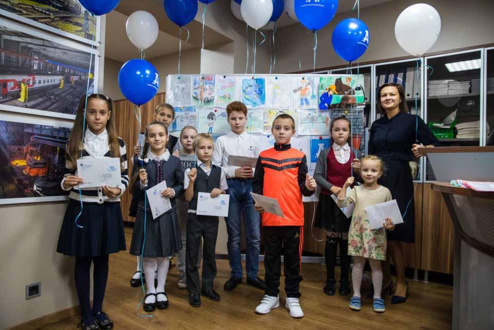 дети конкурс рисунка