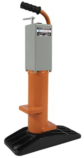 Домкрат путевой гидравлический ДПГ-20-175