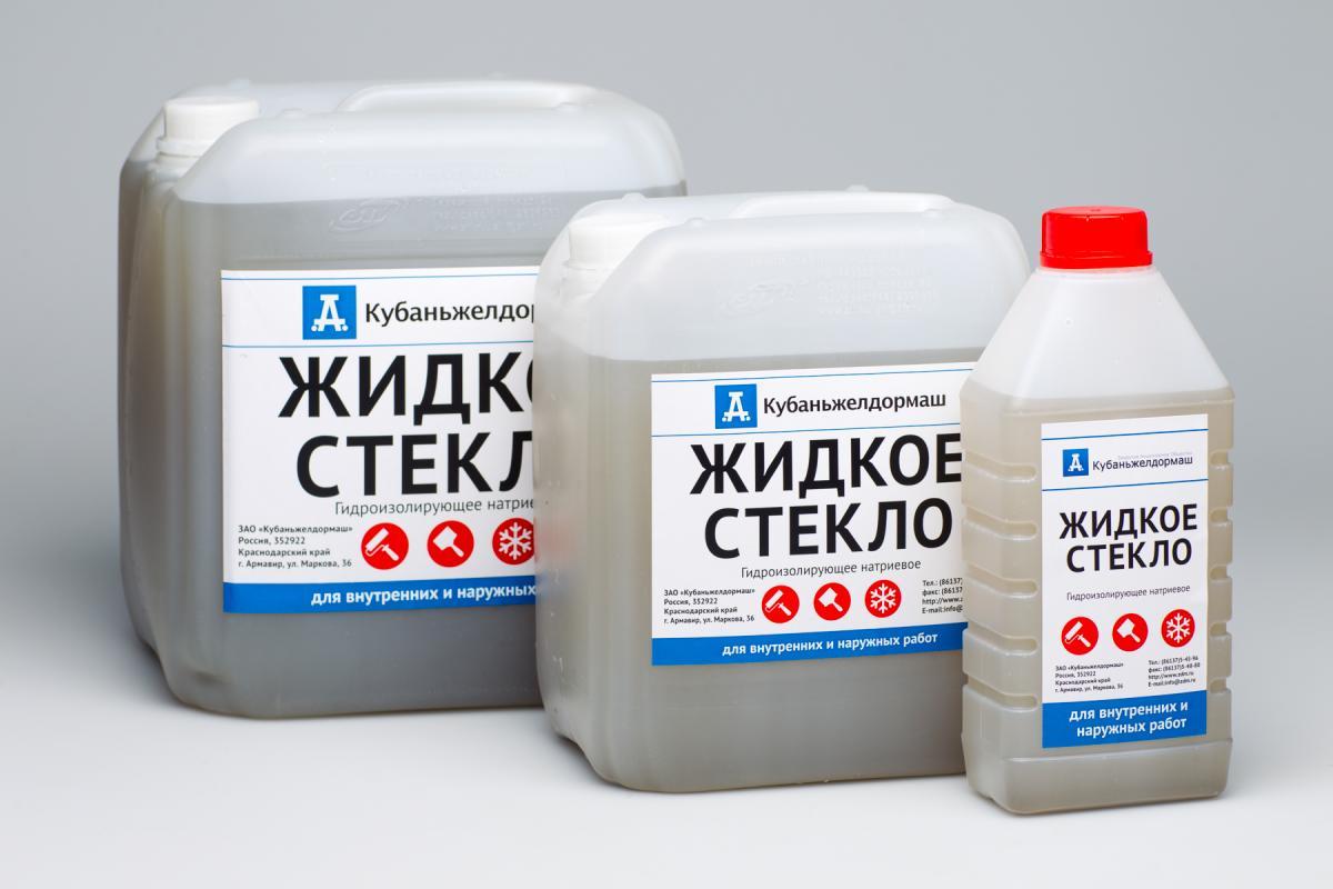 Купить жидкое стекло в краснодаре для бетона гидрофобизатор для бетона купить