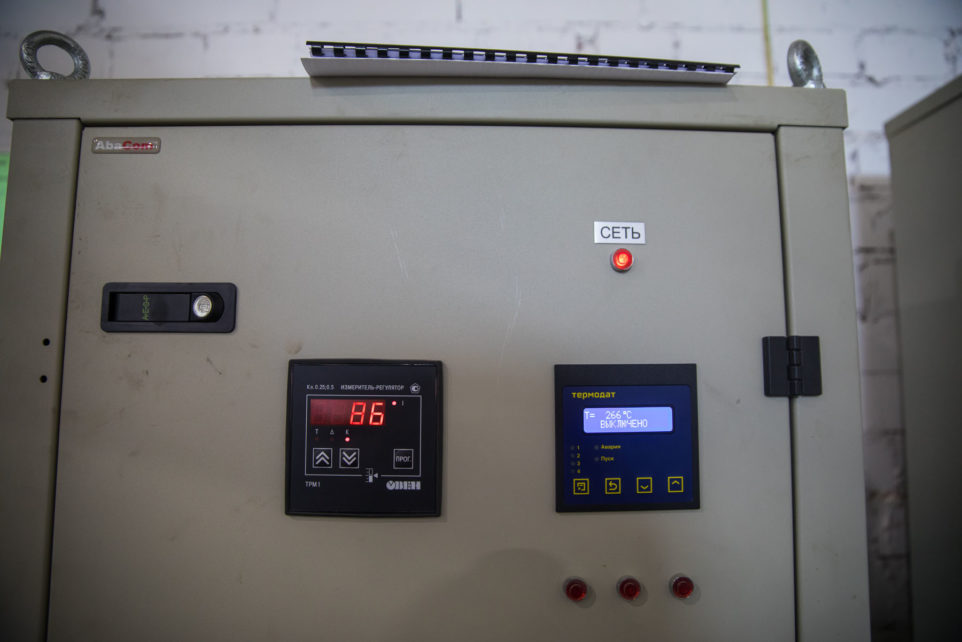 термическая печь