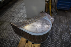 производство ковша экскаватора