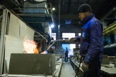 работник завода