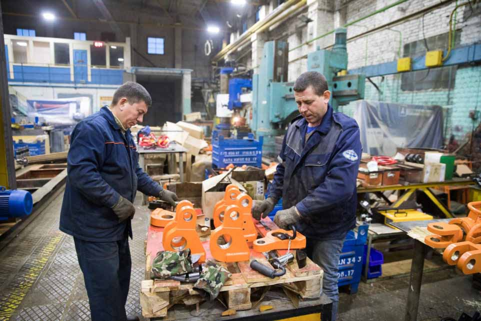 производство завод Россия