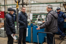 Сотрудничество с предприятиями Северо-Кавказской железной дороги