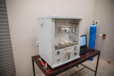 анализатор серы и углерода