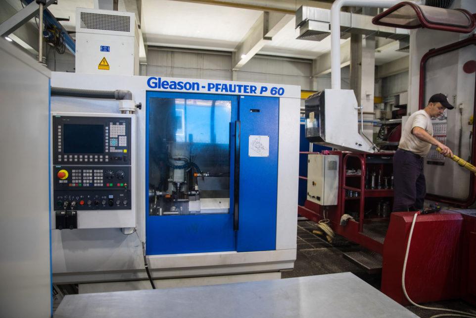 Gleason-Pfauter P60