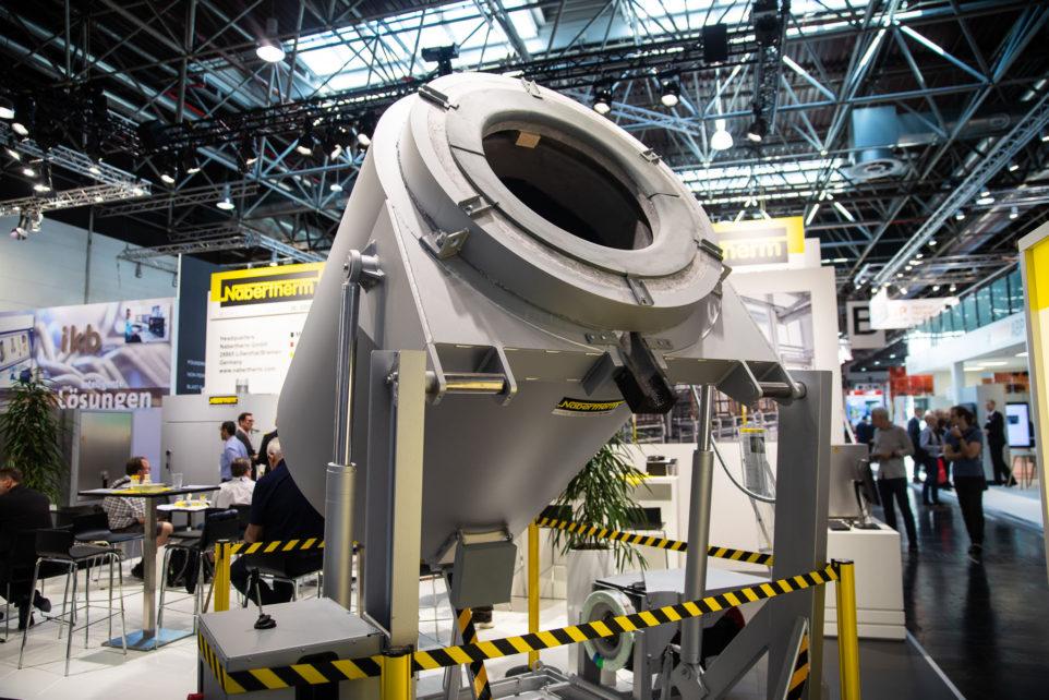 выставка литейного оборудования «GIFA 2019».