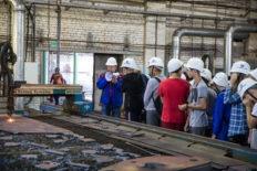 экскурсия на заводе