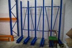 оснащение склада готовой продукции
