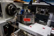 цех с токарно-винторезными станками TRENS SN500