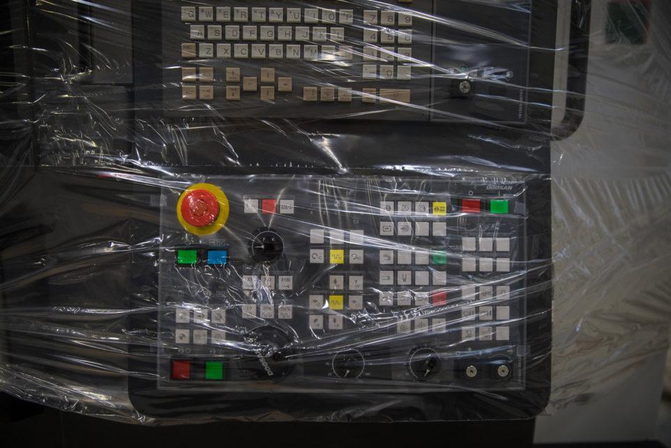 токарный станок Doosan Puma 2600LSY
