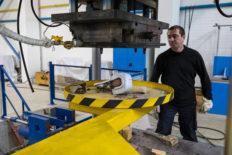 кокили для литья алюминия запустили на производстве