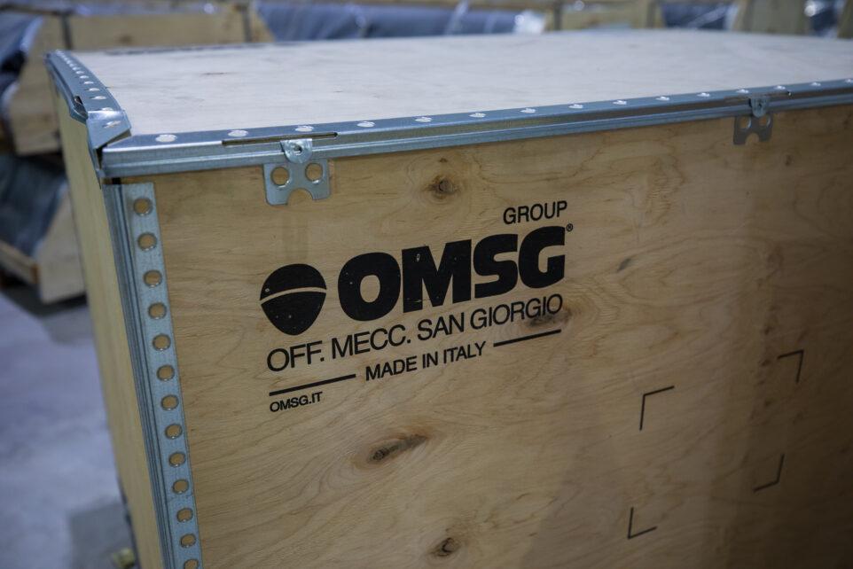 дробеметные камеры OMSG
