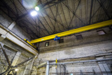 установлена новая кран-балка Stahl Crane Systems