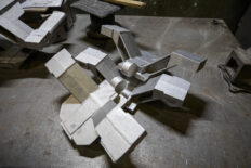 алюминиевое литье на заводе
