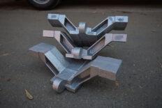 отгрузили клиенту алюминиевые отливки
