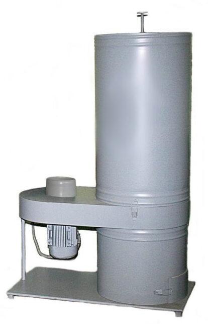 Система очистки воздуха для станков 3М636